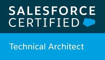 Saleforce technical architect