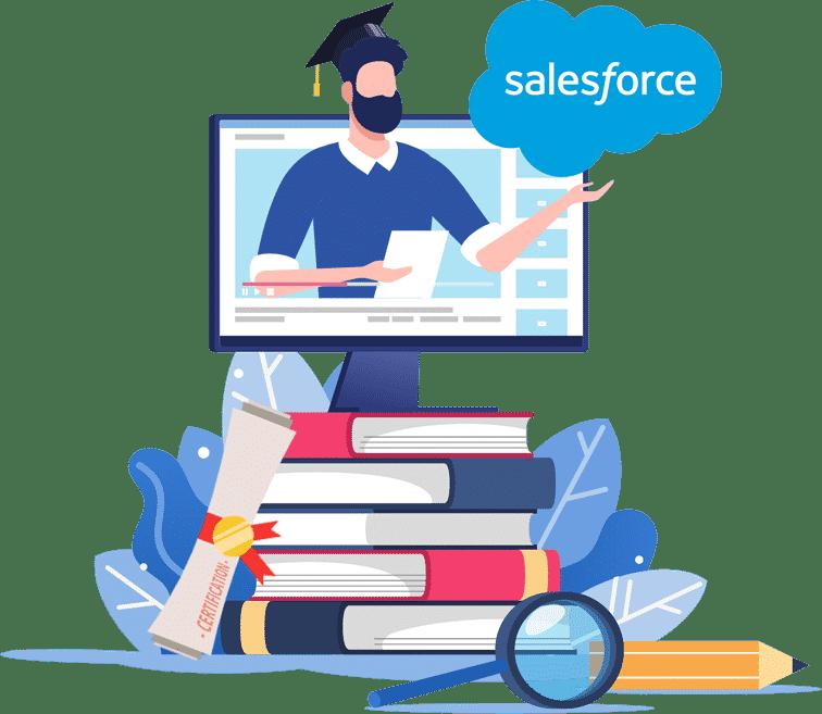 Obtenez votre certification saelsforce